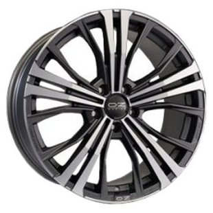 OZ Racing Cortina 9.5x20/5x112 D79 ET40 Matt Graphite